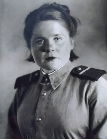 Серёжина Валентина Семёновна