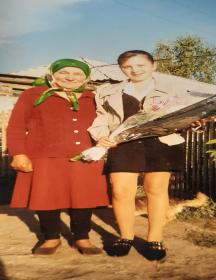 Гончарова Лидия Филиповна