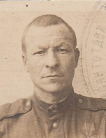 Дегтярёв Никифор Михайлович