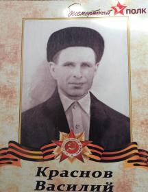 Краснов Василий Митрофанович