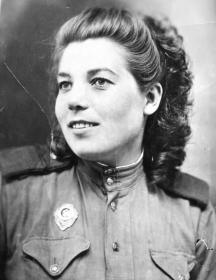 Болдова Вера Степановна