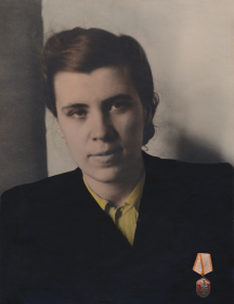 Бурсак Вера Викторовна