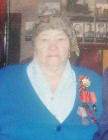 Булавина Анна Абрамовна