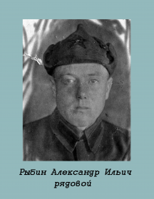 Рыбин Александр Ильич
