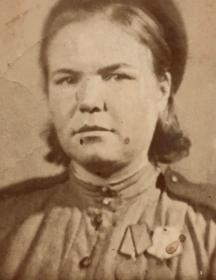 Жукова (Дорогова) Прасковья Николаевна