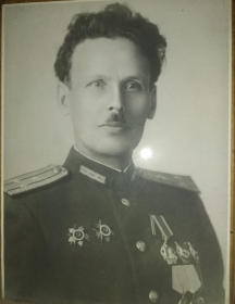 Машилов Иван Никифорович