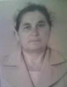 Клокова (Сиделева) Александра Николаевна