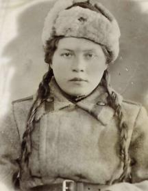 Форафонтова (Кириллова) Лариса Леонидовна