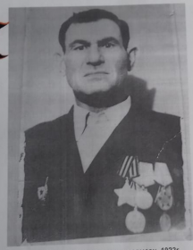 Егорцев Иван Николаевич