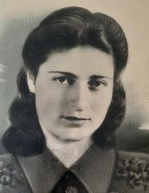 Щербакова (Панченко) Евдокия Дмитриевна
