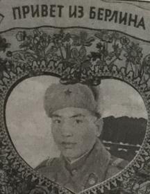 Кажапаров Рахмет Кажапарович