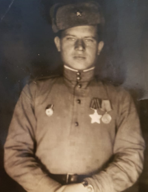 Соловьев Михаил Григорьевич