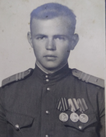 Смоляков Василий Георгиевич