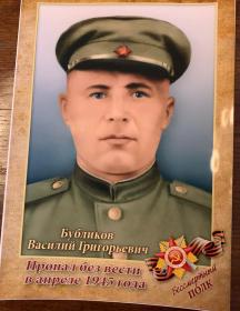 Бубликов Василий Григорьевич