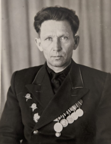 Петров Федор Яковлевич