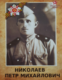 Николаев Пётр Михайлович