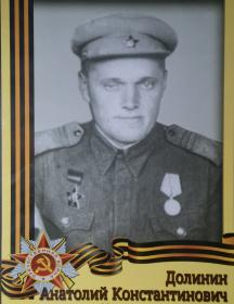 Долинин Анатолий Константинович