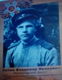 Сипин Владимир Иванович