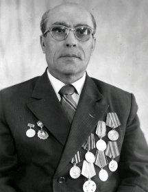 Куликов Василий Афанасьевич