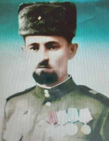 Алиев Меджид Алиш Оглы