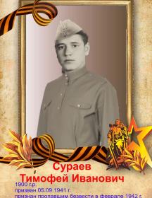 Сураев Тимофей Иванович