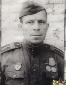 Шубин Георгий Федорович