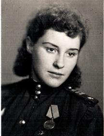 Христенко Анна Яковлевна