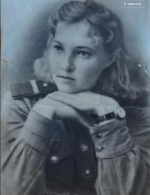 Кононенко (Савина) Антонина Сергеевна
