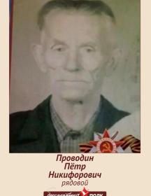 Проводин Пётр Никифорович