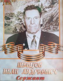 Шевцов Иван Андреевич
