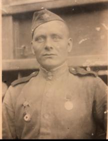 Волков Яков Михайлович
