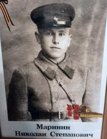 Маринин Николай Степанович