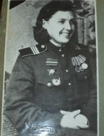 Панякина Надежда Матвеевна