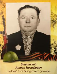 Башинский Антон Иосифович