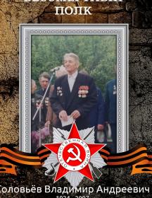 Соловьёв Владимир Андреевич