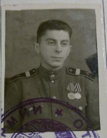 Шеппер Александр Натанович