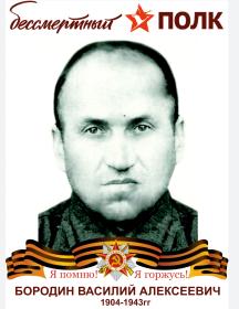 Бородин Василий Алексеевин