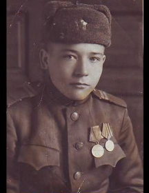 Петров Петр Иннокентьевич