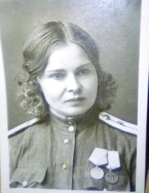 Хваткова Таисия Георгиевна