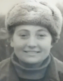 Черникова Александра Петровна