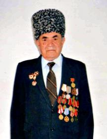 Абдуллаев  Магомед Тахсурманович