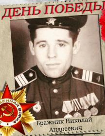 Бражник Николай Андреевич