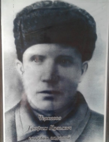 Черкасов Трофим Кузьмич
