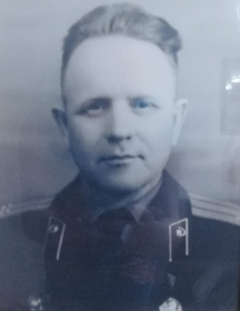 Текенков Василий Федорович