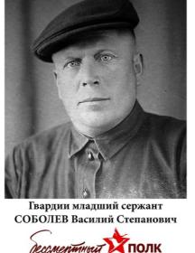 Соболев Василий Степанович