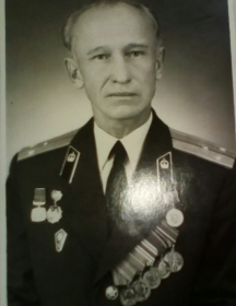 Старчуков Василий Степанович