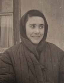 Красинькова Аграфена Степановна