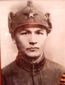 Мартынов Николай Петрович
