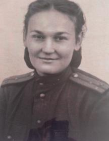 Деружинская (Рябцева) Анна Фёдоровна