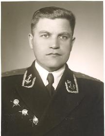Стрелков Михаил Павлович